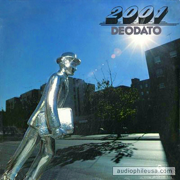 Deodato 2001 Album Cover, CTI Records, 1977